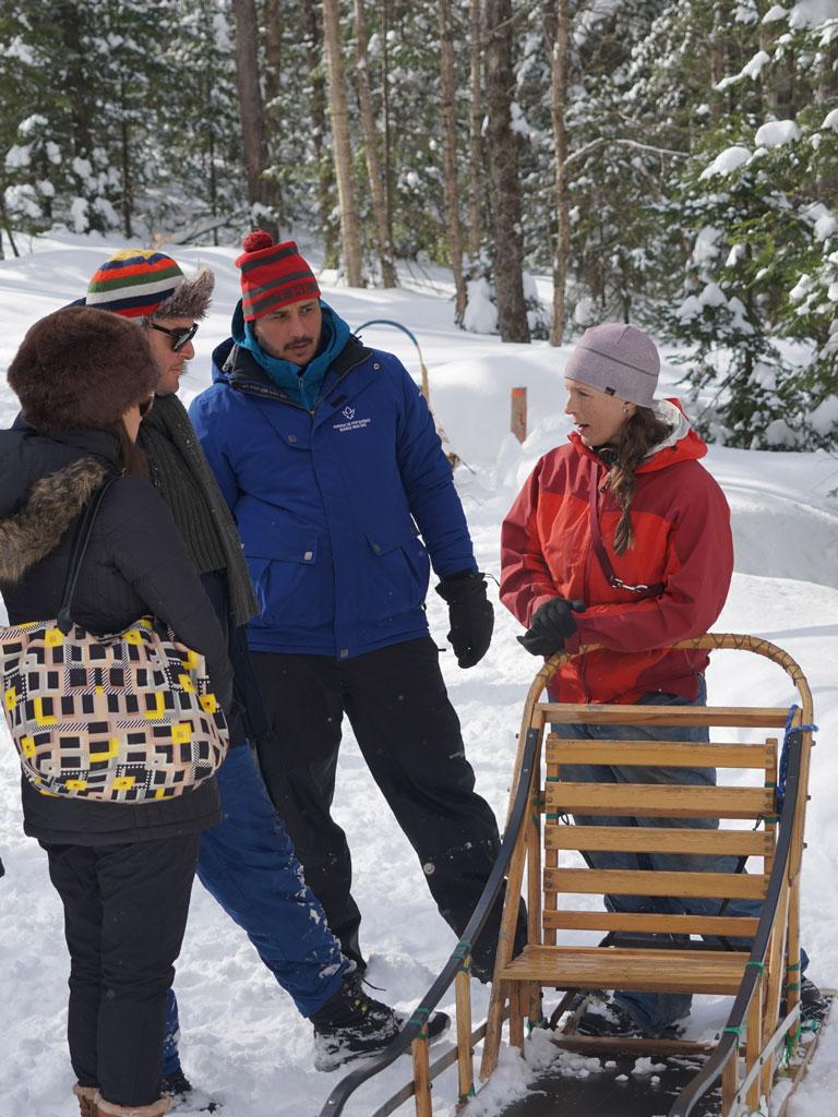 Pêche à la truite été et hiver dans les Laurentides